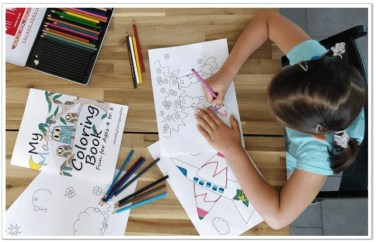 my magic coloring book for kids top learning styles #kidscoloring #learningstyles #educatekids #kidslearning