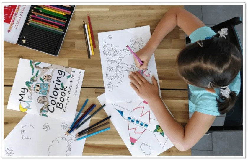 my magic coloring book for kids top learning styles