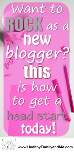 Did you start you new blog and need super tips from a brilliant blogger to grow your blog quickly? Want to start monetizing your blog? Then you are in the right place to grab super tips and information! Want to rock as a new blogger? This is how to get a blogging head start today! Click now to grab your free printables and lots of info. #newblogger #bloggingtips #bestbloggers #freeprintables