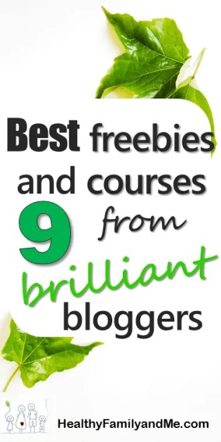 Starting a new blog? Need to know the courses and freebies that will set you up for success? Then you are at the right place! Read the megalist of best freebies and courses from 9 brilliant bloggers now. Want to rock your blog as a new blogger? This is how to get a blogging head start. #newblogger #blogresources #brilliantblogger #bloggingtips #bloggingcourses #startablog