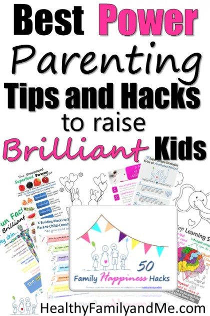 Do you want the best parenting tips and hacks to help you raise brilliant kids? Then join now and grab awesome parenting freebies. #parenting #bestparentingtips #kidslearning #cleverchild #powerparent #intelligentchild