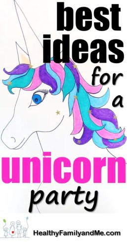 Need some super inspiration for your unicorn party. Then click through now and grab your free printables. #unicorn #unicornbirthdayparty #unicornparty #partyideas #pinata