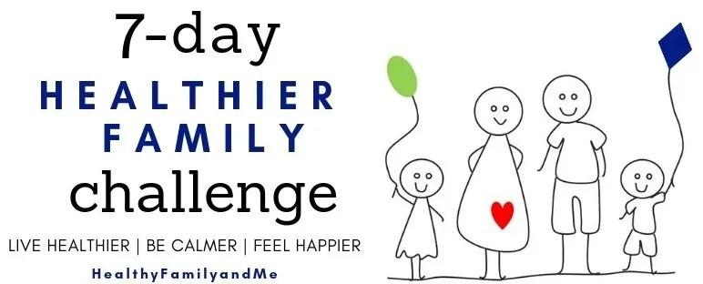 healthier family challenge