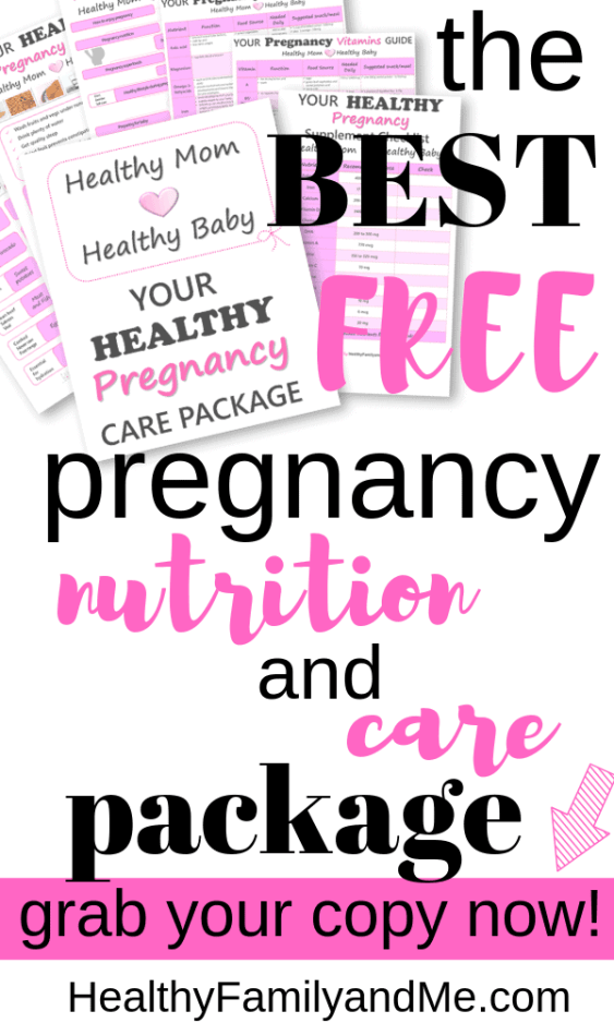 Grab your free copy of the healthy pregnancy care package now. This free pregnancy guide will help you understand, appreciate and thrive through out your pregnancy. #pregnancy #healthypregnancy #pregnancytips
