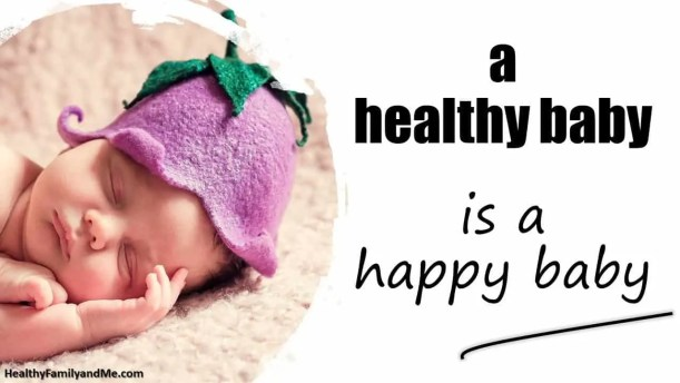 a healthy baby is a happy baby. everything you need to know about a normal temperature for babies