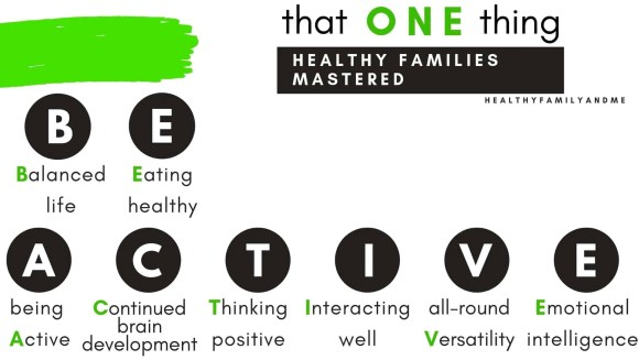 building blocks of a healthy family lifestyle. #healthyfamilytips
