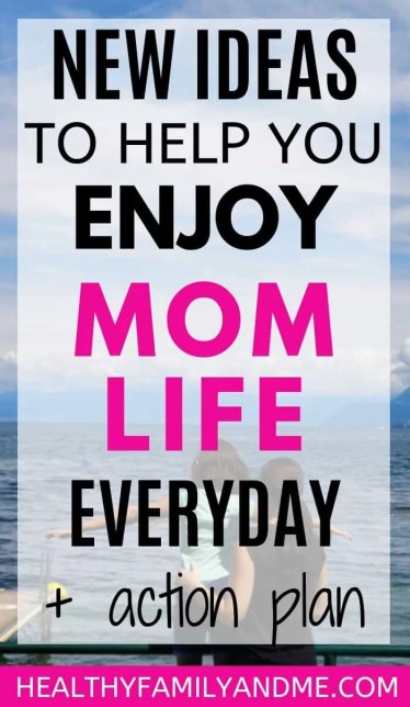 New ideas for moms to enjoy parenting everyday. Parenting tips for mom life. Make motherhood fun with these parenting advice hacks. #momlife #motherhood #awesomemom #parenting
