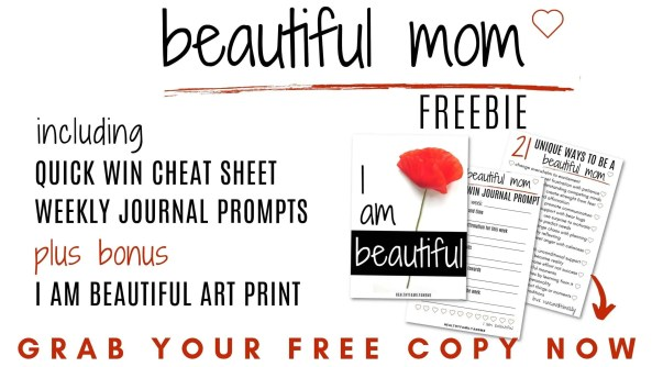 Beautiful mom free printables #freeprintables #momlife #motherhood #beautifulmom