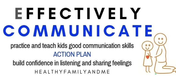 Effectively communicate, become a power parent today with these 5 simple strategies. #powerparent #parentingtips