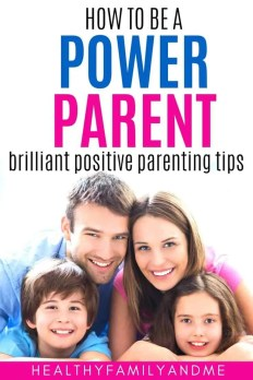 power parents and kids