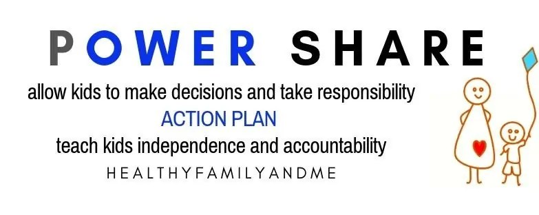 power share as a parent