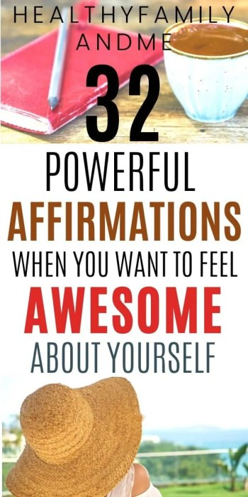 awesome mom affirmations
