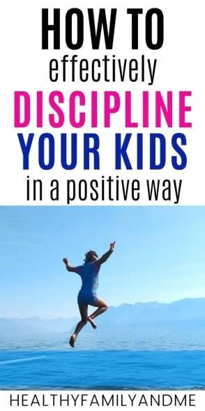 defiant child needs discipline