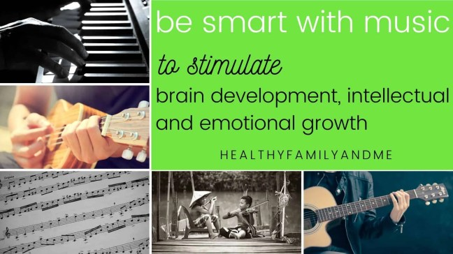 be smart with music brilliant child