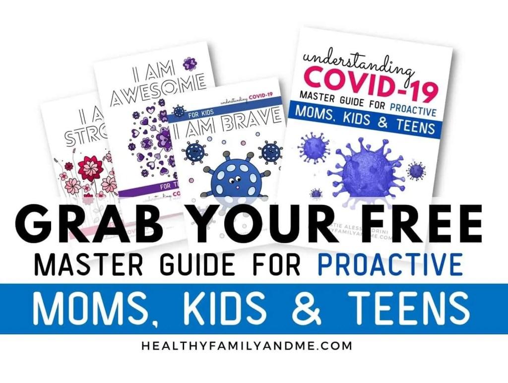 free printable COVID-19 guide