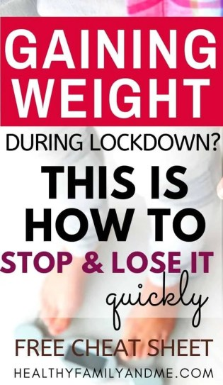 lockdown weight gain