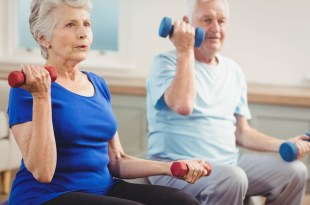 Five Exercise Tips For The Elderly people 3