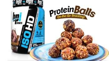 Protein Ball – Snacks Recipe