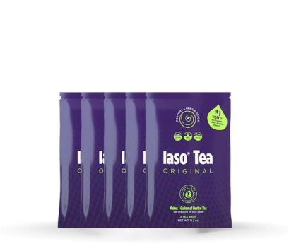 IASO TEA 5 PACK - BREWED TEA