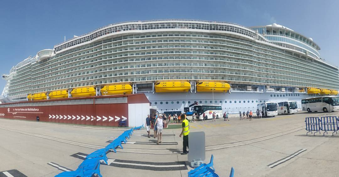 harmony of the seas, rccl
