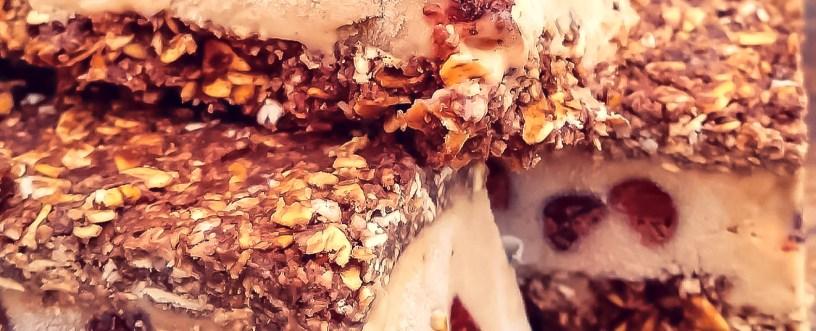 Chocolate Brownie Protein IceCream Sandwich