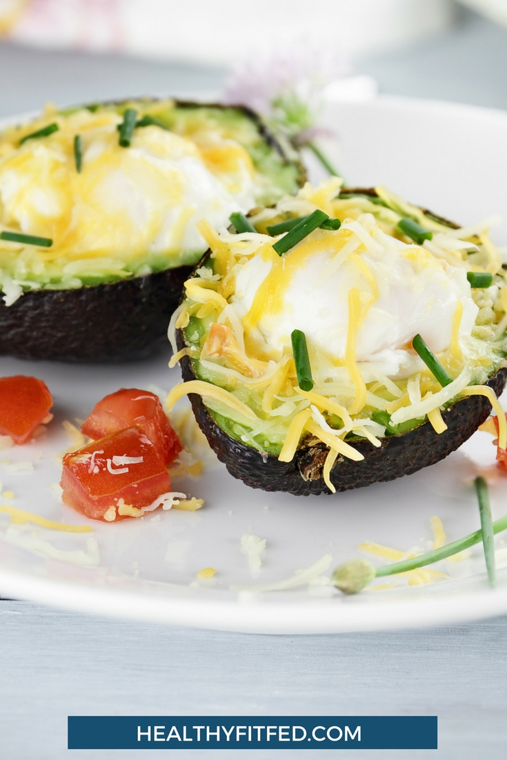 Clean eating breakfast ideas to help you eat delicious healthy meals. Try stuffed avocados.