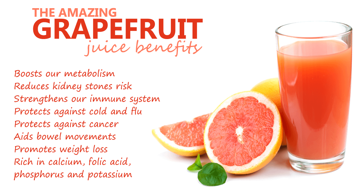 grapefruit drink for weight loss