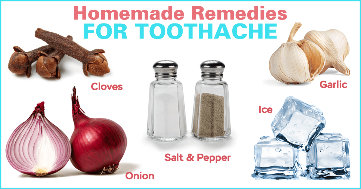 How To Get Rid Of Toothache Natural Remedies