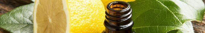 lemon oil for allergies