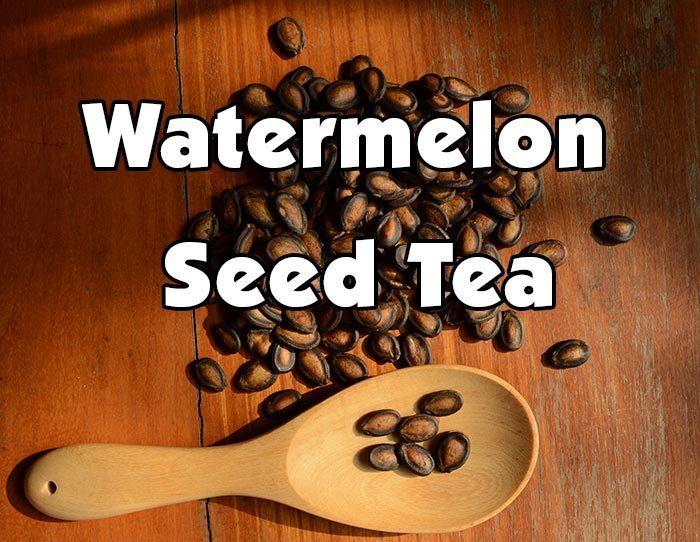 watermelon seed tea
