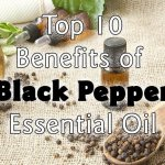 Top 10 Benefits of Black Pepper Essential Oil