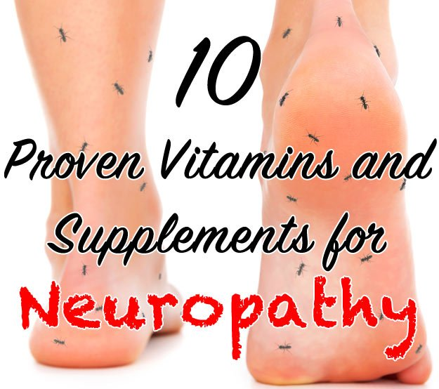 Vitamins and Supplements for Neuropathy
