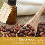13 Science Backed Cedarwood Essential Oil Uses