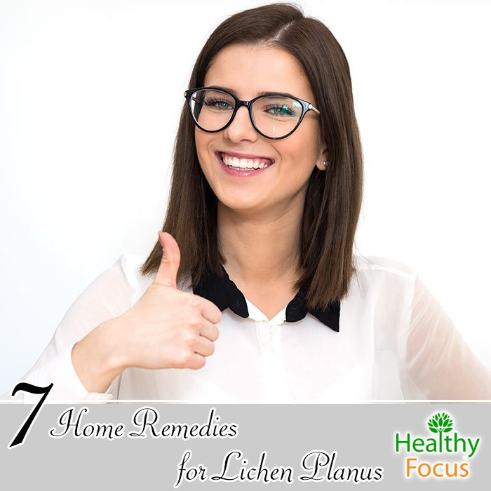 7 Home Remedies For Lichen Planus