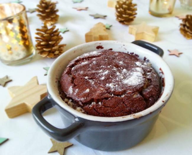 chocoladetaart kerst dessert