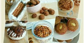 Sinterklaas recepten collage