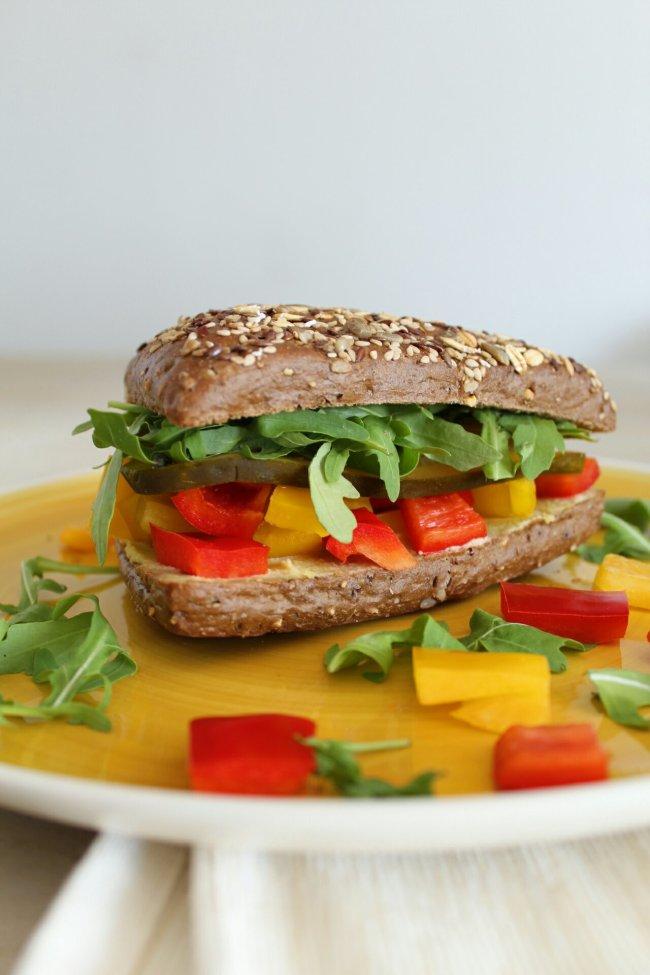 Broodje groenten2