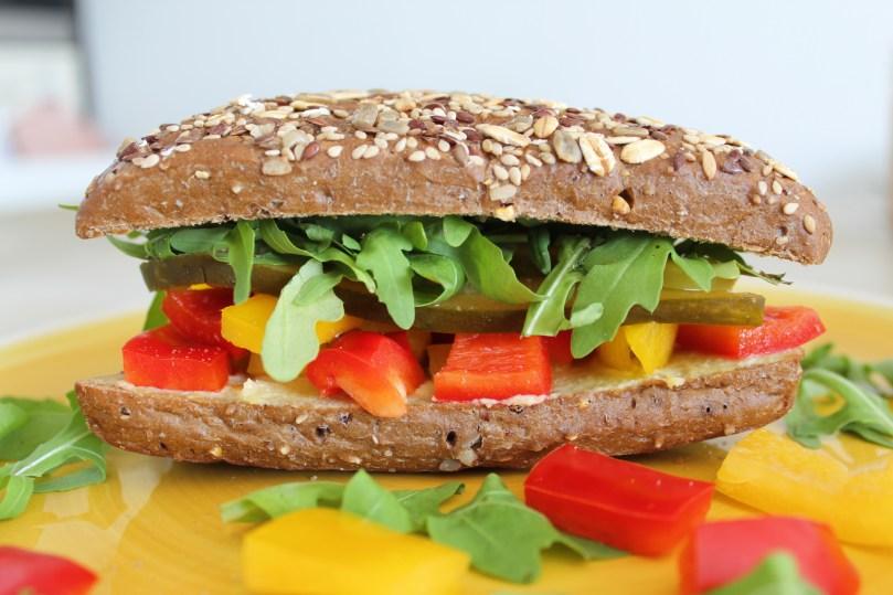 Broodje groenten1