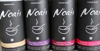 Review mymuesli N'oats + GRATIS NOATS2GO5