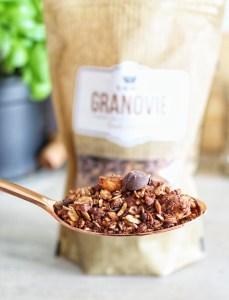 Xavie's granola1