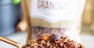 Xavie's granola1
