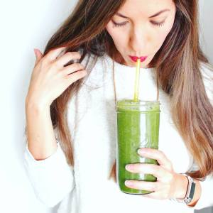 Healthyfoodie Manon smoothie