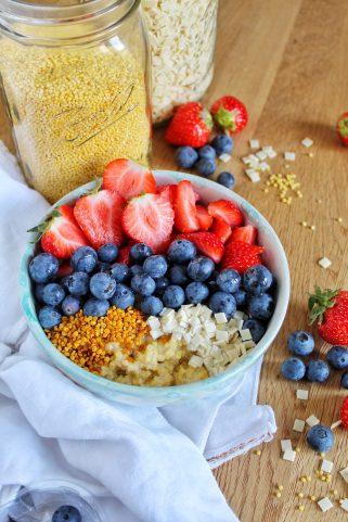 gierst ontbijt