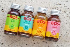 BOS rooibos shots