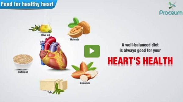 Great Foods For A Healthy Heart