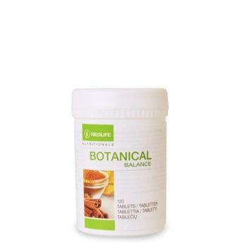 Botanical Balance, Food supplement