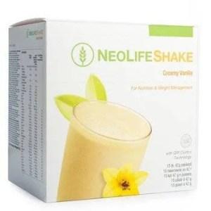 NeoLifeShake Creamy Vanilla, Meal Replacement Protein Shake
