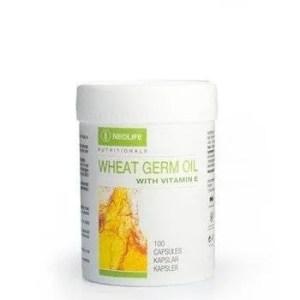 Wheat Germ Oil with Vitamin E, Vitamin E food supplement