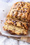 Healthy vegan peanut butter bread recipe