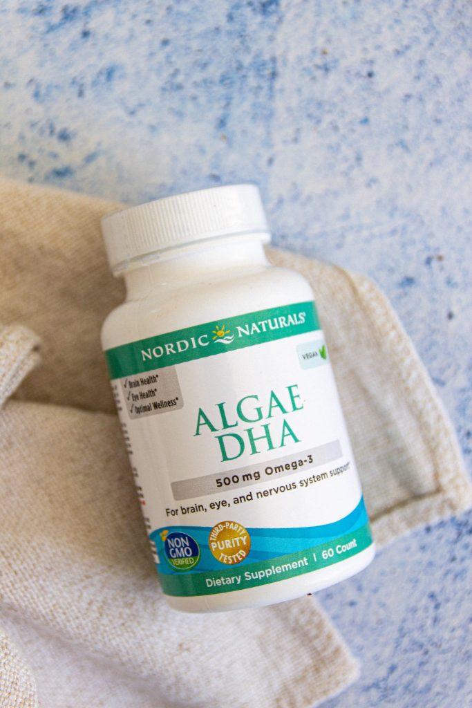 vegan dha source and omega 3 supplement vegan